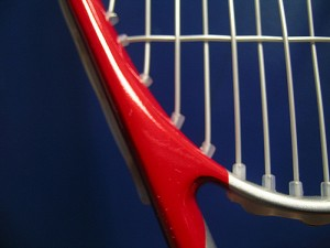 mad about squash - squash racket