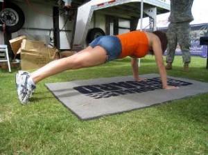 squash fitness - push ups
